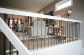 Custom Hand Rail Show Home