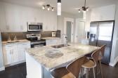 Custom Kitchen Show Home
