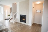 Gas Linear Fireplace South West Edmonton