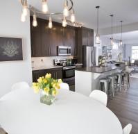 Modern Kitchen - Westcoast show home