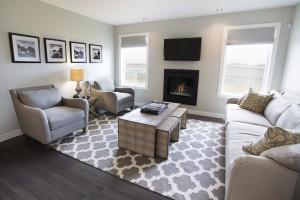 The Westbury Duplex Living Room