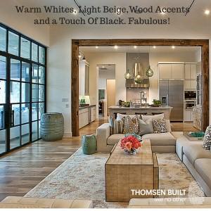 Warm Whites Color Pick Thomsen Built