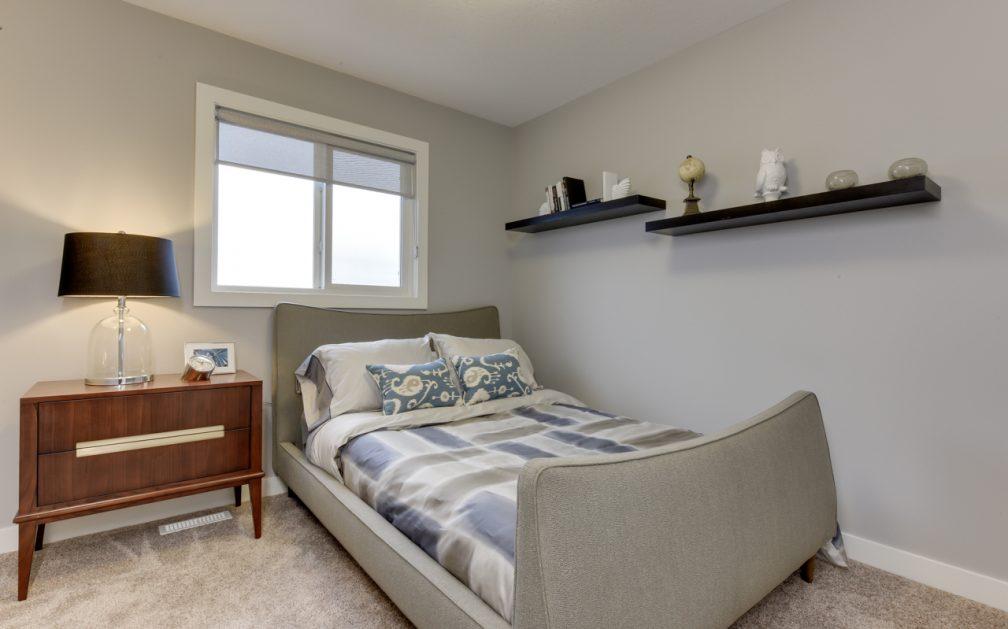The Evoke Duplex, Fort Saskatchewan, Southfort Ridge, Bedroom 2