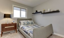 The Evoke Duplex, Fort Saskatchewan, Southfort Ridge, Bedroom 2
