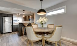 The Evoke Duplex, Fort Saskatchewan, Southfort Ridge, Dining Room 1