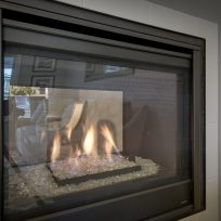 The Evoke Duplex, Fort Saskatchewan, Southfort Ridge, Fireplace 1