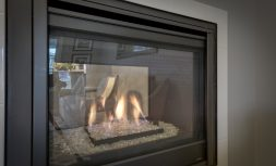 The Evoke Duplex, Fort Saskatchewan, Southfort Ridge, Fireplace 1