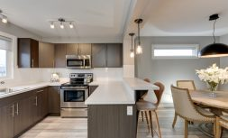 The Evoke Duplex, Fort Saskatchewan, Southfort Ridge, Kitchen 2